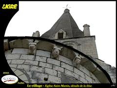 20100715-Ligré_031 (michel.cansse) Tags: france centre richelieu indreetloire paysdeloire glise ligré