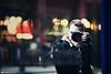 Reflected Self (Rick Nunn) Tags: portrait male london self beard mirror bokeh photojournalism rick reflect nunn element canonef135mmf2l anyforty