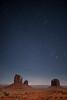 New Years With Mittens (Amicus Telemarkorum) Tags: longexposure blue camping winter red sky night stars december desert space newyear valley orion arizon monumentvalley constellations mesa mitten 2012 2011 navajonation