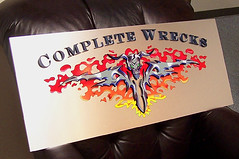 Complete Wrecks Band Signage (www.SaifeeSigns.NET) Tags: sanfrancisco seattle atlanta chicago newyork philadelphia phoenix boston sanantonio arlington austin washingtondc dallas losangeles texas sandiego miami corpuschristi neworleans detroit sanjose denver saltlakecity batonrouge elpaso tulsa oklahomacity fortworth wallsigns nashvilletn houstontx etchedglass brownsvilletexas 3dsigns odessatx beaumonttx planotx midlandtx buildingsigns mcallentx officesign interiorsign officesigns glasssigns lubbocktx dimensionalletters killeentx dimensionalsigns signletters wallletters architecturalletters aluminumletters interiorsigns buildingletters acrylicletters lobbysigns acrylicsigns officesignage architecturalsigns lobbysignage acryliclogo logosigns receptionsigns conferenceroomsigns 3dlettersigns addressletters receptionareasigns interiorsignshouston interiorletters saifeesignsandgraphics houstonsigncompany houstonsigncompanies houstonsigns