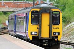 Northern England | Metro-Cammell | Sprinter | Class 156 | 156460 | Manchester Airport | Manchester | United Kingdom | 20 Jul 2011 (Sneeze Lam) Tags: manchester unitedkingdom manchesterairport sprinter northernengland class156 metrocammell 156460