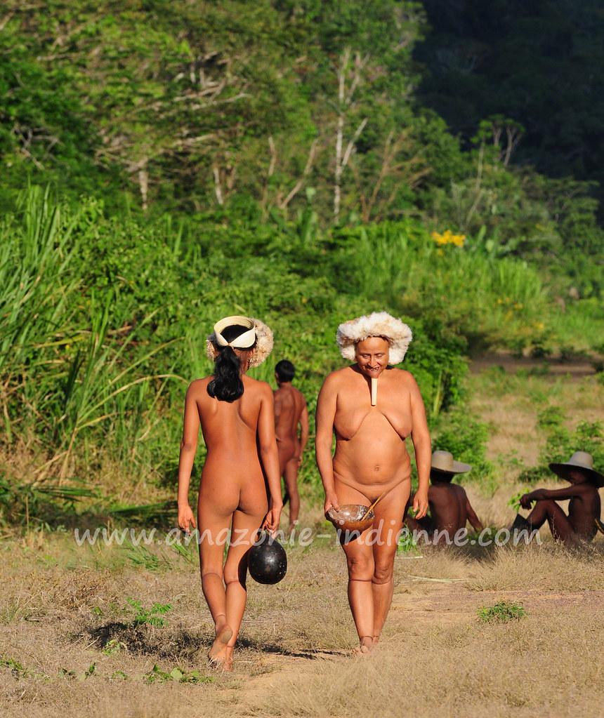 Suggest you Yawalapiti tribe women nude not