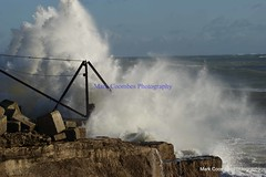 DSC00736 (Mark Coombes Photography) Tags: sea portland waves dorset rough