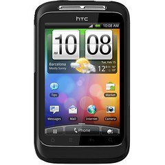 HTC Wildfire S,