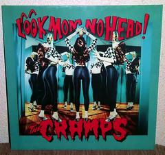 The Cramps - Look Mom No Head ! (renerox) Tags: trash punk garage vinyl lp rockabilly cramps lps garagerock lpcover thecramps