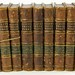 124. 19th Century Leatherbound Books