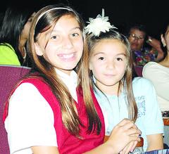Fatima y Regina Pinero