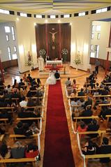 Wedding (Corazn.de.Sanda) Tags: wedding love mujer fiesta pareja amor boda iglesia casamiento seor enamorados seora marido