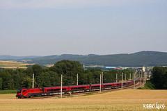 1116 227-8 + 1116 225-2 2011.07.07. Böheimkirchen (mienkfotikjofotik) Tags: