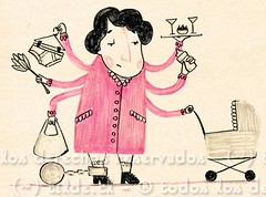 Nana (~ tilde ~) Tags: illustration nana ilstración