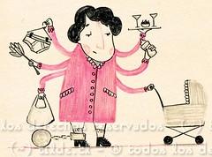 Nana (~ tilde ~) Tags: illustration nana ilstracin