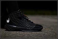Black Mamba... 3 (Never Wear Them) Tags: white 3 black sol basketball del shoes zoom you iii nike system wear kobe what did bryant today mamba swoosh wdywt kobe3