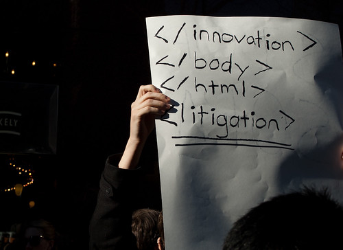 HTML Protest