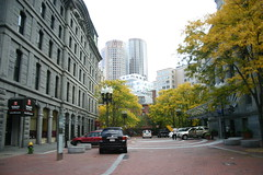 McKinley Square, Boston, MA (Stephen Mellentine) Tags: downtownboston mckinleysquare october2011