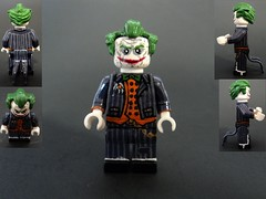Joker (billbobful) Tags: city lego batman joker titan dying sick asylum arkham