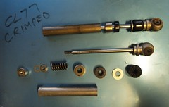 CL77 - Crimped Parts disassembled.jpg (graham.curtis) Tags: honda restoration cb77 cl72 cb160 cl77