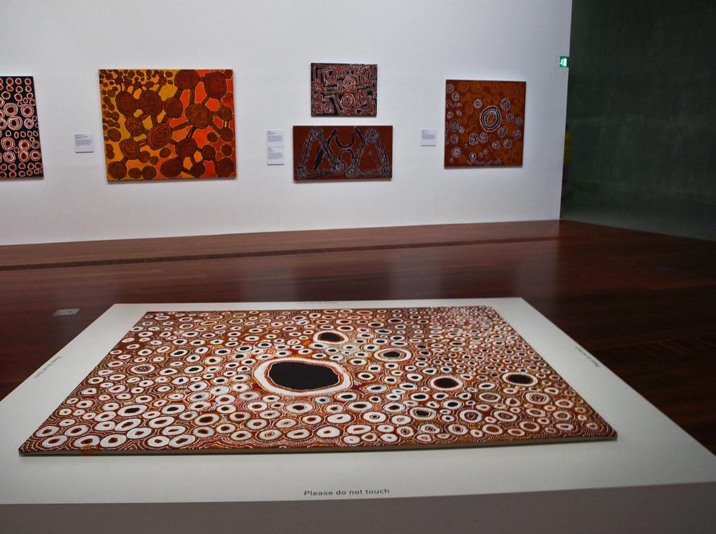 Arte aborígen