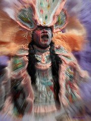 Battle Cry (RPhotos2008) Tags: neworleans supersunday mardigrasindians