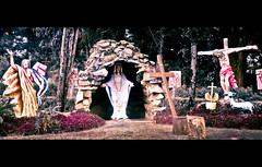 The holy land 16/365 (kroxx) Tags: beautiful beauty purple mary jesus holygrail cinematic epic imagery cinematiceffect