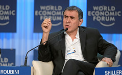 Nouriel Roubini - World Economic Forum Annual ...