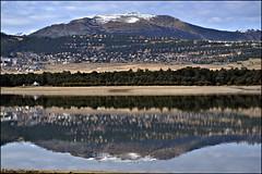 Reflejos (martincuchi) Tags: naturaleza mountain lake france nature water rio river lago agua nikon natura paisaje montaa francia reflejos 2011 matemale d3100