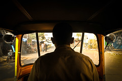 Journey (arifismyname) Tags: people streetphotography 1855mm hyderabad oldcity autodriver canon550d