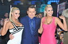 Kristina and Karissa Shannon, Brian Dowling Celebrity Big Brother Live Final held at Elstree Studios. London, England