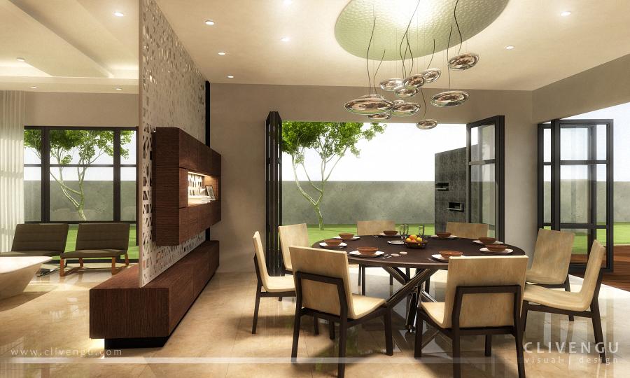 Puchong Residence Dining 01B