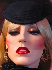 Couture Beauty (ijbhouston) Tags: sexy fashion doll dummies mannequins highheels windowdisplay dummy vetrina mode diva runway manequin schaufensterpuppe catwalk figur styling puppe maniqui manichini costumejewelry muneca rootstein schaufensterfigur vitrina vintagejewelry vintagefashion stlye sexyhighheels rootsteinmannequin stlylist damenfigur