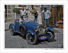 BUGATTI...DA AMMIRARE (Folgazza) Tags: show nyc travel sunset italy nature phoenix beauty photoshop photography photo nikon europa europe italia colours tour shot photos live super 180 coolpix toscana rosso colori d300 cs3 cs4 massamarittima follonica tuscani viaggiare p6000 2485 passionphotography