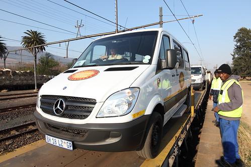 Shongololo Express - Mercedes Sprinters