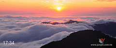 20120125_2409w__ (Redhat/) Tags: sea clouds taiwan redhat  chiayi   alishan  seaofclouds