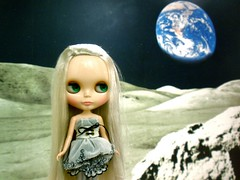 ...one small step for blythe