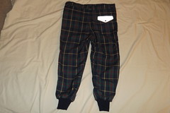 Plaid & Nylon Golf Trousers IBN JEANS reflective clothing (IBN JEANS) Tags: youth flash stylist    safetyclothing reflectivepants  reflectiveclothing ibnjeans reflectivejeans illuminatingclothing kidsstylist kidstylist boysstylist childrenstylist