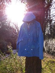 Folk Rainmac. (Nicolas Ticklish) Tags: bloomsbury rainmac folkclothing folklondon folkrainmac folkcagoule bluefolkjacket dipandwhip folkmac