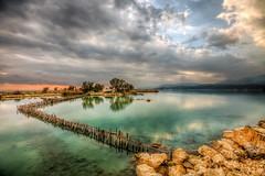 Demre, Antalya (Nejdet Duzen) Tags: trip travel holiday reflection nature turkey cloudy trkiye antalya dalyan demre tatil yansma turkei seyahat doa bulutlu ilobsterit