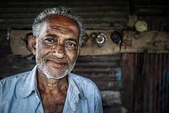 Sri Lanka 2013 (AliAl-nasser) Tags: portrait people bw black canon lumix nikon profile srilanka gf1 lumixgf1