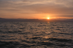 Sunset in Kinneret (shani.elharrar) Tags: sunset nature water 50mm israel nikon kinneret