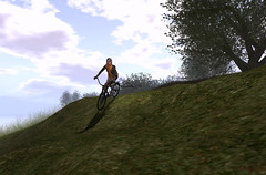 Downhill!!! (Leonorah Beverly) Tags: secondlife frisland