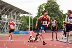 DSC_2555 (Adrian Royle) Tags: people field sport athletics jump jumping nikon track action stadium running run runners athletes sprint throw loughborough throwing loughboroughuniversity loughboroughsport