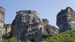 Meteora Monastery (half21st) Tags: greece monastery meteora