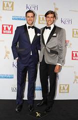 Zac and Jordan Stenmark 2016 TV Week Logie Awards (Eva Rinaldi Celebrity and Live Music Photographer) Tags: 58th tv week crown annual awards palladium logie