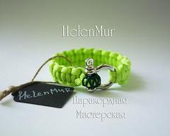 IMG_2346 (Elena Murzina) Tags: hand made bracelet survival   paracord         helenmur