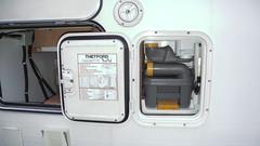 Ford E350 - WC Aussenkassette (heinzwernerarens) Tags: ford motorhome wohnmobil e350