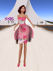 Penumbra SS16 Show #16 04 (Memfairy) Tags: sage finale couture marquesse lxessentials {wynd}