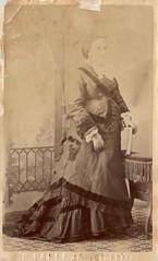 Maria Cano, Tarragona (1860) Foto PALLEJA (heraldeixample) Tags: barcelona en espaa de spain bcn catalonia catalunya catalua tarragona fotografa catalogna siglo espanya catalogne xix maria cano fotografa fotgrafo albertdelahoz fotografo tarragona heraldeixample palleja