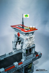 Lego 76057 - Marvel - Spider-man Web Warriors Ultimate Bridge Battle (gnaat_lego) Tags: test lego review spiderman scorpion critique greengoblin auntmay thehunter kraven 76057 scarlettspider webwarriorsultimatebridgebattle