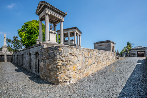 MOUNT JEROME CEMETERY AND CREMATORIUM IN HAROLD'S CROSS [SONY A7RM2 WITH VOIGTLANDER 15mm LENS]-117064