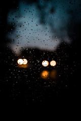 Double bokeh (Daniel Kulinski) Tags: light bus window wet glass car rain night dark lights drive mirror europe image bokeh daniel fear creative picture evil samsung poland stop round wait imaging 1977 less nx nx200 kulinski daniel1977 samsungnx samsungimaging samsungnx200 danielkulinski