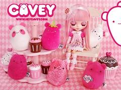 Pinkachu & the Pink Caveys